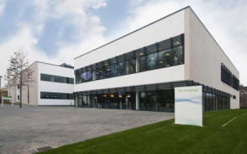 View of Colworth Science Park, MK44 1LQ