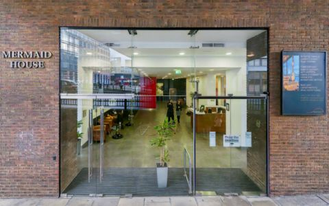View of Puddle Dock Serviced Offices