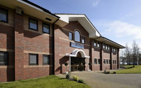 View of Thursby Road Serviced Offices