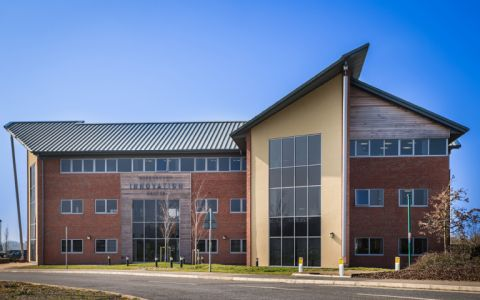 Serviced Offices Airfield Business Park, Leicestershire