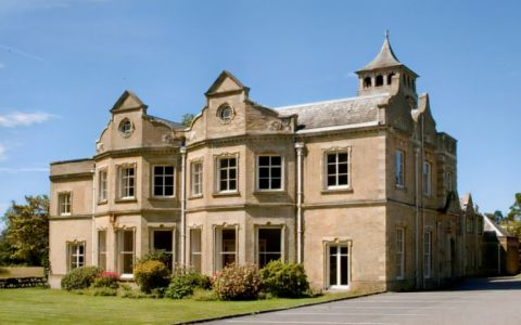 View of Castle Malwood Serviced Offices