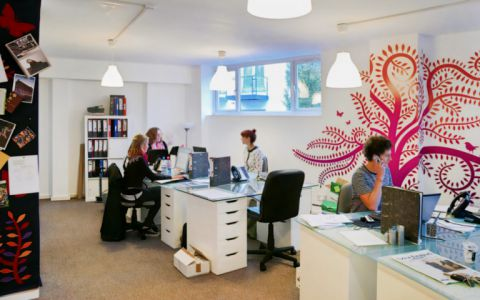 View of Voltaire Road Serviced Offices