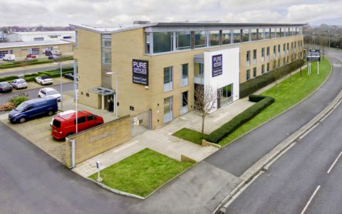 View of Harbour Road Serviced Offices