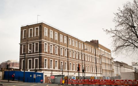 View of Eastbourne Terrace Serviced Offices