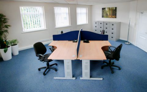 Serviced Offices in Newton Street, Hyde