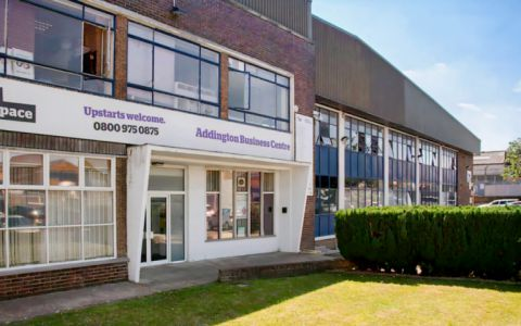 View of Vulcan Way Serviced Offices