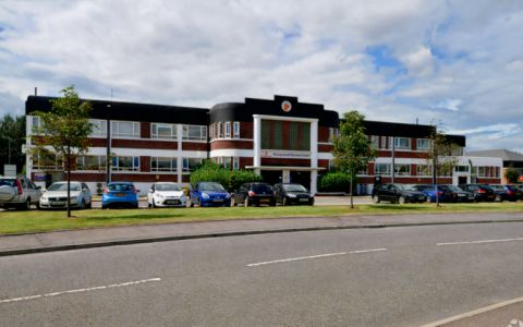 Serviced Offices Roseland Hall, Falkirk