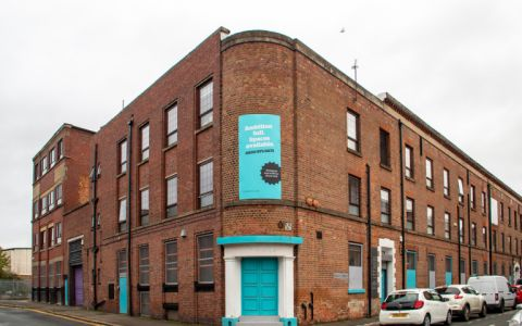 View of Roden Street Serviced Offices