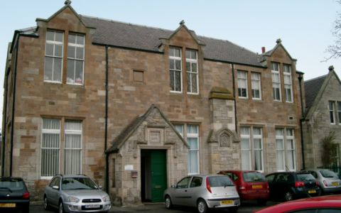 View of Edinburgh Road Serviced Offices