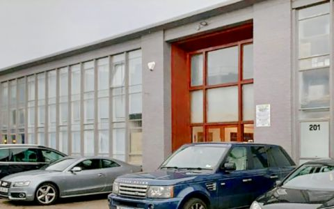 View of Kingston Road Serviced Offices