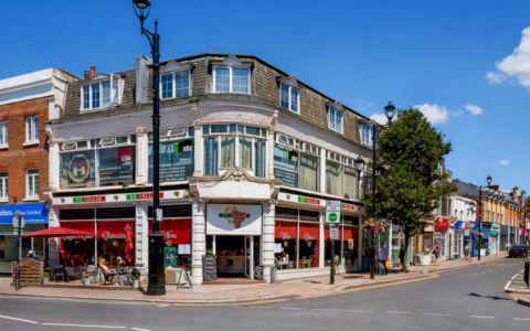 View of Victoria Road, KT6 4JL