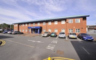 View of Brook Street Serviced Offices