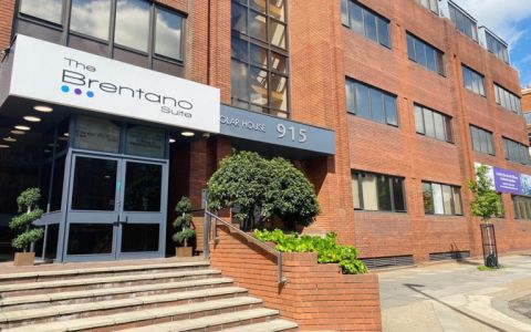 View of High Road Serviced Offices