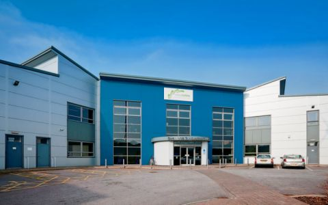 View of Shireoaks Triangle Business Park, S81 8AP