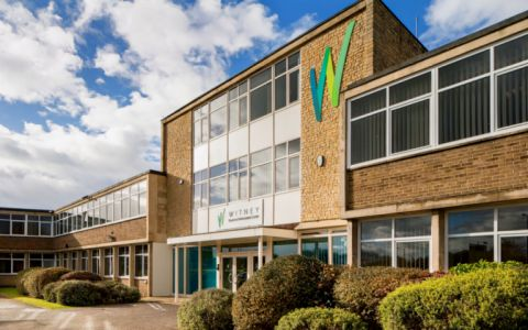 View of Windrush Park Road Serviced Offices
