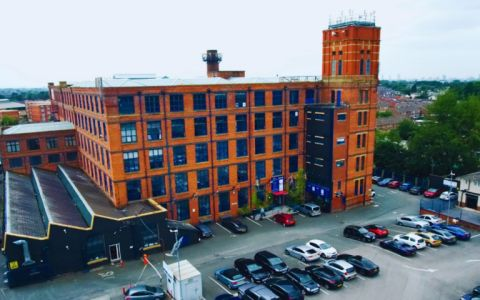 Serviced Offices Crown Street, Greater Manchester