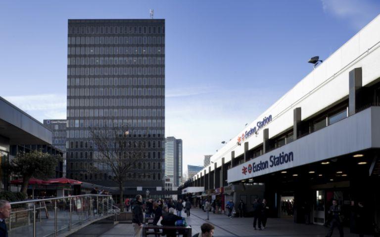 View of Euston Square, NW1 2FD