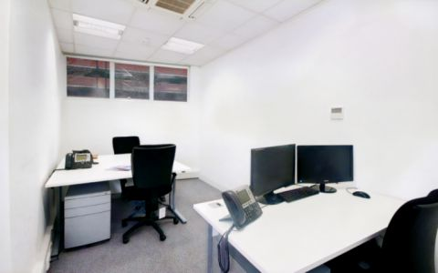 View of Waterloo Road Serviced Offices