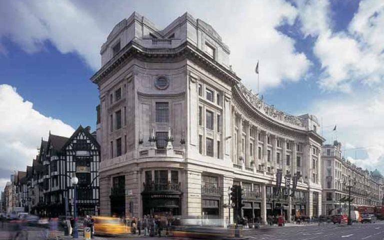 View of Regent Street, W1B 5TR