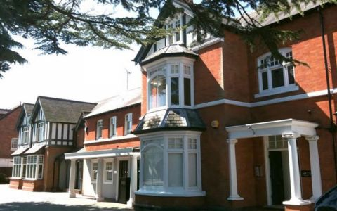 View of Stratford Road Serviced Offices