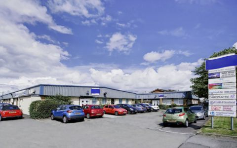 Serviced Offices Whitehouse Road, Stirlingshire