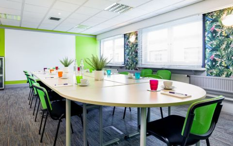 View of Cromarty Campus Serviced Offices