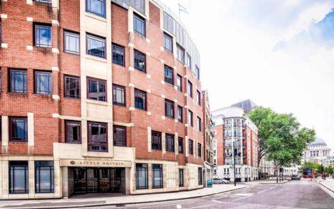 Serviced Offices Little Britain, London City