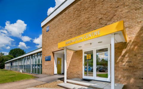 View of Culham Science Centre Serviced Offices
