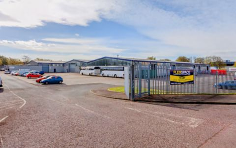 View of Belgrave Street Serviced Offices