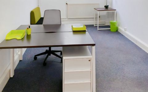 View of Electric Avenue Serviced Offices