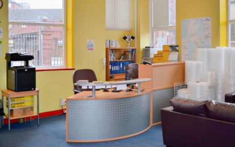 View of Cobden Street Serviced Offices