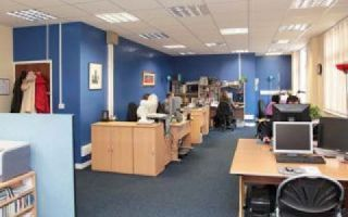View of Tapton House Road Serviced Offices
