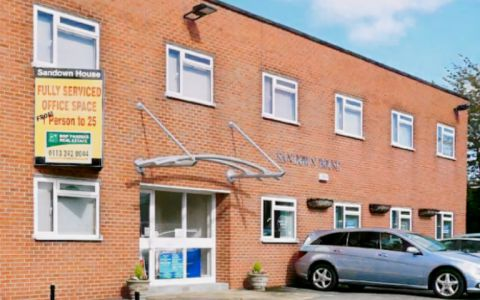 View of Sandbeck Way Serviced Offices