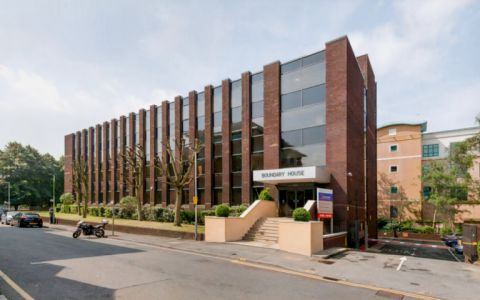 Serviced Offices Cricketfield Road, London West