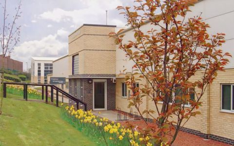 View of Buddle Road Serviced Offices