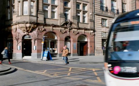 Serviced Offices South St Andrew Street, City of Edinburgh