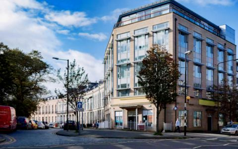Serviced Offices McDonald Road, City of Edinburgh