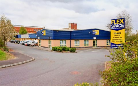 View of Brunel Business Park Serviced Offices