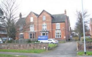 View of Etruria Road Serviced Offices