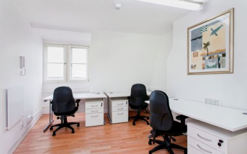 View of Golders Green Road Serviced Offices