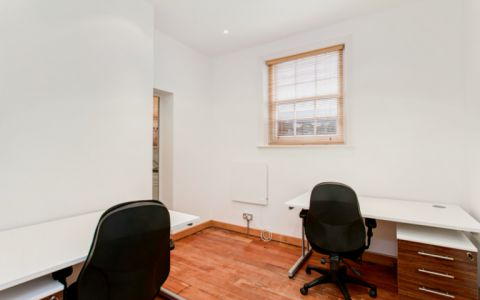 View of Heath Street Serviced Offices