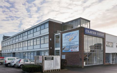 Serviced Offices Stanhope Road, Surrey