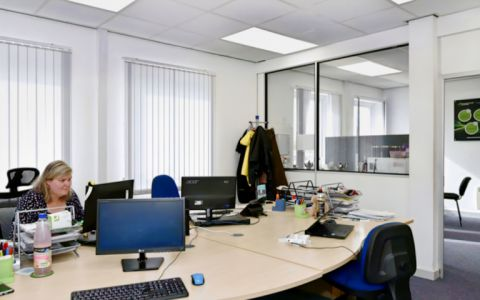 View of Monckton Road Serviced Offices