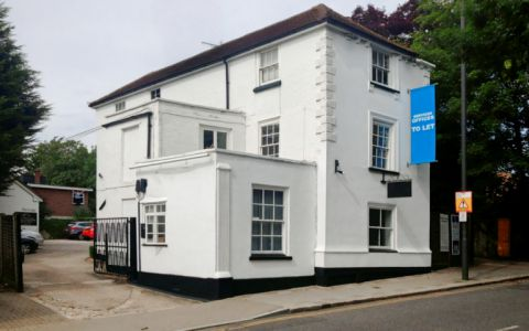 Serviced Offices Stanmore Hill, Middlesex