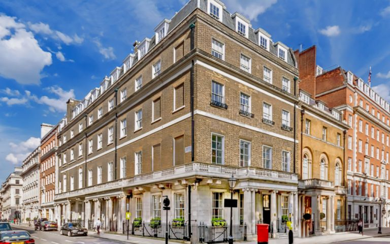 View of St. James\'s Square, SW1Y 4JS