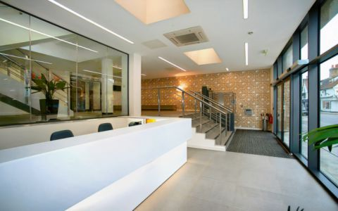 View of Baddow Road Serviced Offices