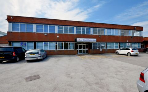 View of Thornes Mill Serviced Offices