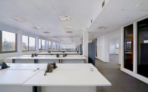 View of Renfrew Road Serviced Offices
