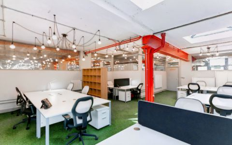 View of Hinton Road Serviced Offices