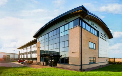 View of Amy Johnson Way Serviced Offices